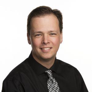 MYVoice conductor Jonathan Krueger