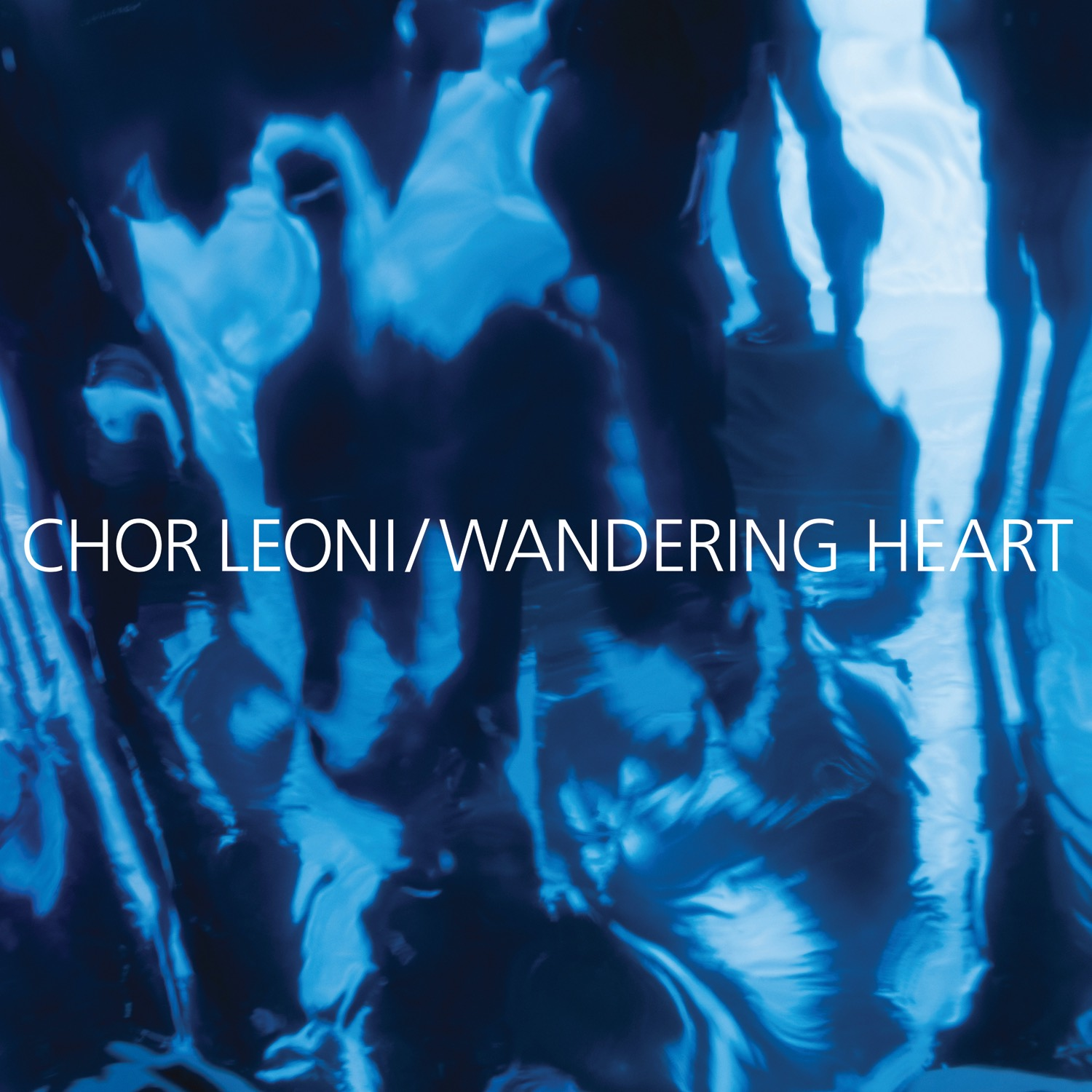 Wandering Heart CD cover